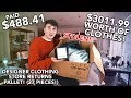 Download I Paid $488.41 for $3011.99 Worth Of MYSTERY OFF-WHITE, Gucci, & More! Video