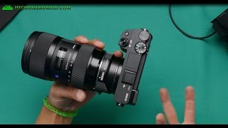 Download Sony A6300 Unboxing! Video