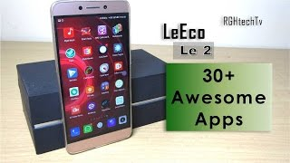 Download 30+ Awesome Apps for LeEco Le 2 Video
