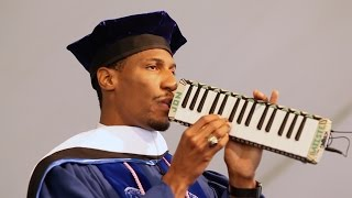 Download Jon Batiste Commencement Address - May 21, 2017 Video