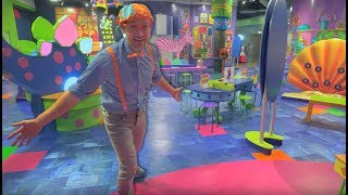 Download Blippi Tours a Children's Museum | Learning Videos for Toddlers Video