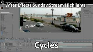 Download After Effects Sunday Stream Highlights: Cycles Video