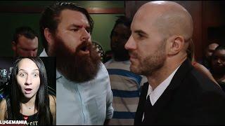 Download WWE Raw Cesaro 11/28/16 Sheamus BAR Brawl Video