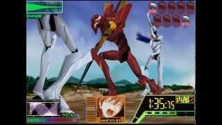 Download Neon Genesis Evangelion N64 [Mision 12.5] EVA 02 vs EVA Series Video