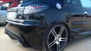 Download Peugeot 206 xs Tuning...il sogno prende vita Video