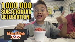 Download 1,000,000 SUBSCRIBERS!!! EvanTubeRAW Dessert For Dinner Celebration!!! Video