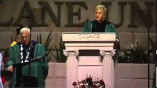 Download In case you missed my Tulane speech, watch it here! Video