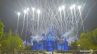Download (Excellent Castle View) NEW Disneyland Forever Fireworks - 60th Diamond Celebration Video