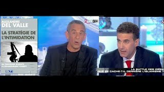 Download Islamisme : Clash entre Alexandre Del Valle et Edwy Plenel (Salut les Terriens - C8) Video