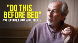 Download Reprogram Your Mind While You Sleep | ″DO THIS BEFORE BED″ Dr. Bruce Lipton Video