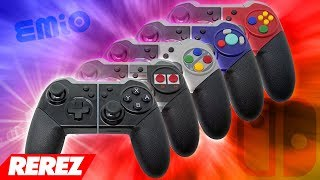 Download 5-in-1 Controller! Emio Switch Pad Review - Rerez Video