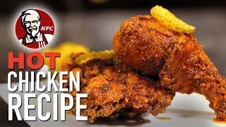 Download DIY KFC Nashville Hot Chicken Video