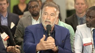 Download Talanoa Dialogue chaired by Arnold Schwarzenegger Video