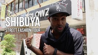 Download Shibuya, Tokyo Street Fashion Shop Tour Video