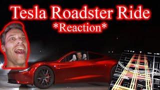 Download 2020 Tesla Roadster. FIRST RIDE *REACTION* Video