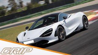 Download Der neue McLaren 720S - GRIP - Folge 406 - RTL2 Video