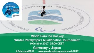 Download Germany v Japan | PyeongChang 2018 Qualification Tournament | Ostersund Video