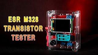 Download ESR тестер M328 прошивка и обзор Video