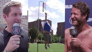 Download The Barstool Sports NFL Combine with Todd McShay Video