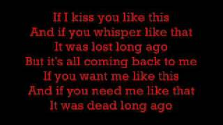 Download Celine Dion - Its All Coming Back To Me Now (Lyrics) Video