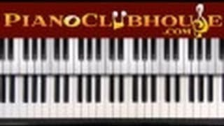 Download THE CHRISTMAS SONG - Traditional Christmas (easy piano song tutorial lesson) Video
