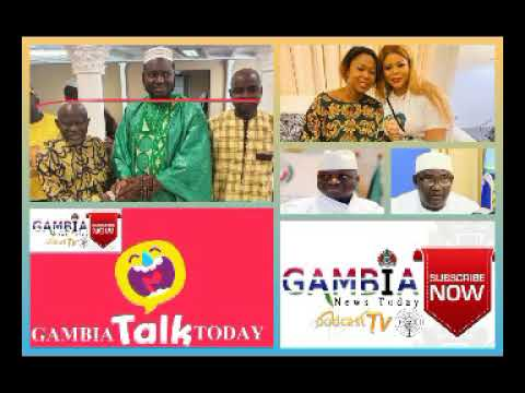 GAMBIA TODAY TALK 23RD APRIL