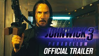 Download John Wick: Chapter 3 - Parabellum (2019 Movie) Official Trailer – Keanu Reeves, Halle Berry Video