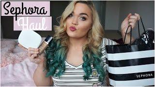 Download $1000 SEPHORA HAUL | HUGE VIB Sale Makeup Haul! Video