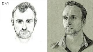 Download Portrait Drawing Challenge: One Month of Progress Video