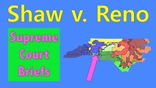 Download Is Gerrymandering Legal? | Shaw v. Reno Video