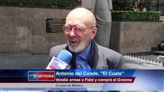 Download Antonio del Conde, ″El Cuate″, armero de Fidel Castro Video