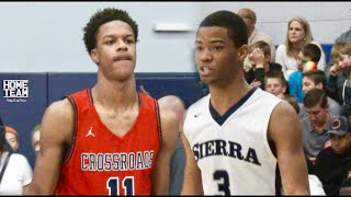 Download Cassius Stanley Vs. Shareef O'Neal! Was Too LIT! Sierra Canyon vs. Crossroads Video