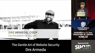 Download JWC 2016 - The Gentle Art of Website Security - Dre Armeda Video