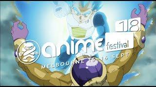 Download Chris Sabat Message (Vegeta from Dragon Ball) - MadFest Melbourne 2018 Video