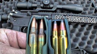 Download Мощнейший патрон для стандартной AR-15 | Разрушительное ранчо | Перевод Zёбры Video