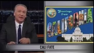 Download Bill Maher New Rules - California is leading by example Video
