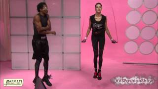 Download Adriana Lima Gets Her Body Runway Ready Video
