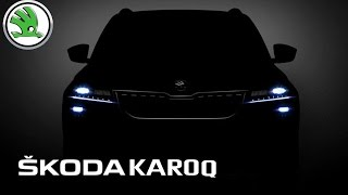 Download Skoda Karoq 2017 To Be Unveiled on May 18 | Specifications, Mileage, Price, Features Video