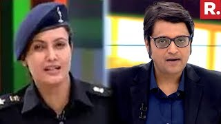 Download Lt Col Sophia Qureshi Speaks To Arnab Goswami | #HeroesOfIndia Video