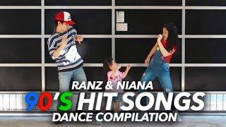 Download 90s Hit Songs Dance Compilation | Ranz and Niana Video