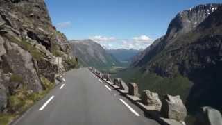 Download NORGE TROLLSTIGEN Bernt Selberg Video