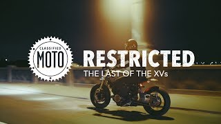Download RESTRICTED, S1E1. The Last of the XVs Video