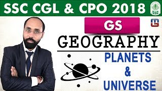 Download Geography | Planets & Universe | General Studies | SSC CGL | CPO 2018 Video