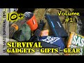 Download NEW! 10+ Survival Gifts, Gear +Crazy Gadgets in 7 Minutes - GEAR Blitz - VOLUME #1 - Best Video