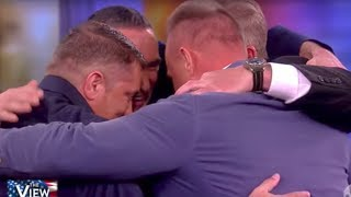 Download Air Force Veterans Reunited After 2004 Mission In Iraq | The View Video