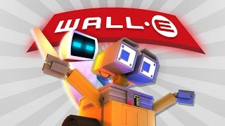 Download Minecraft Parody - WALL-E! - (Minecraft Animation) Video