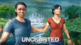 Download UNCHARTED: THE LOST LEGACY - Gameplay Walkthrough Full E3 2017 Demo @ 1080p HD ✔ Video