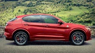 Download 2018 Alfa Romeo Stelvio 505 HP SUV - First Look Video