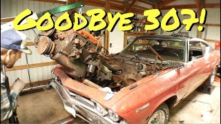 Download Chevelle SBC Engine Removal - Vice Grip Garage EP26 Video