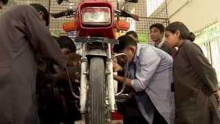 Download Kickstart: Bangladesh's female motorcycle service mechanics Video